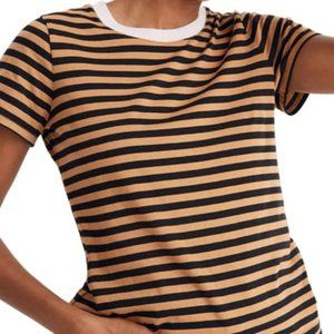 Madewell Northside Vintage Striped Tee Shirt